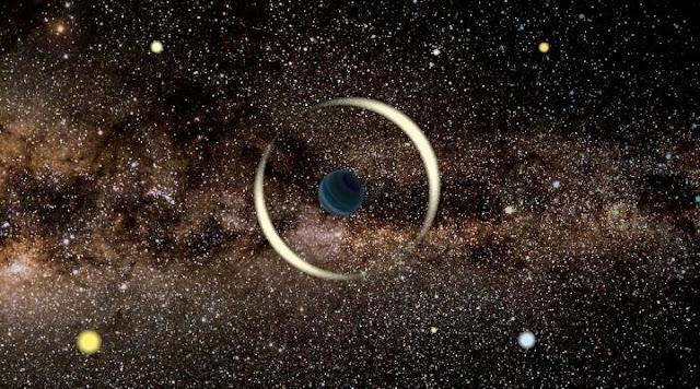 planeta órfão