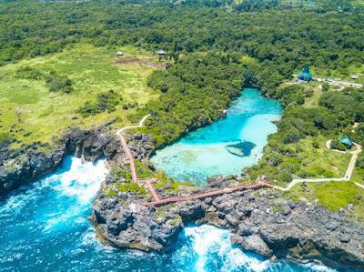 Weekuri Lagoon