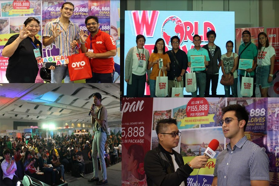 Event photos of World Travel Expo 2019