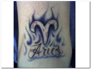 Aries Tattoo Designs and Ideas