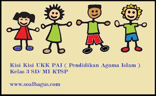 Download dan dapatkan kisi kisi ukk pai / agama islam kelas 3 sd/ mi / uas semester 2/ genap tahun ajaran 2016 2017 file pdf doc gratis