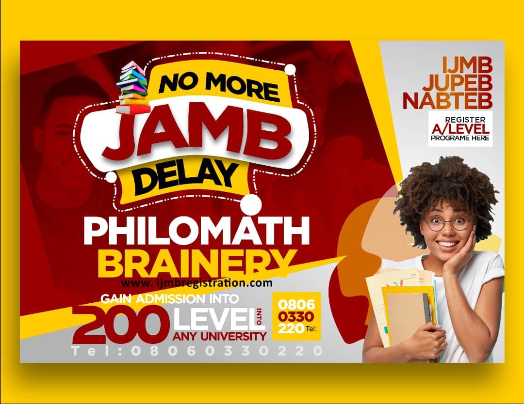 IJMB/JUPEB 200 Level Direct Admission Without JAMB (UTME)