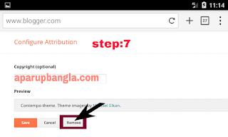 Blogger ব্লগ থেকে Powered By Blogger কিভাবে Remove, Delete বা Hide করতে হয়। Powered By Blogger কিভাবে সরাবেন css কোড ব্যবহার করে