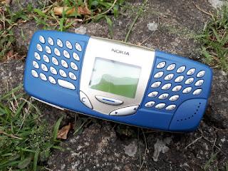 Nokia 5510 QWERTY Kolektor Item
