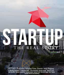 Startup: The Real Story (2021)
