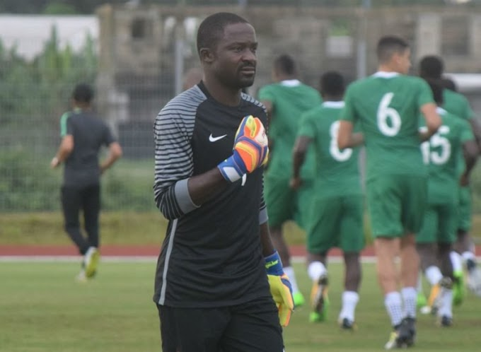 Exclusive Interview with Super Eagles and Plateau United Goalkeeper, Dele Ajiboye