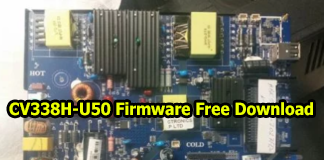 CV338H-U50 Firmware Free Download