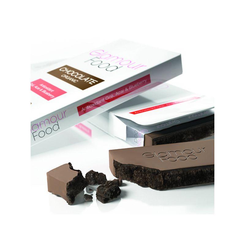 Glamour Food Organic Chocolate