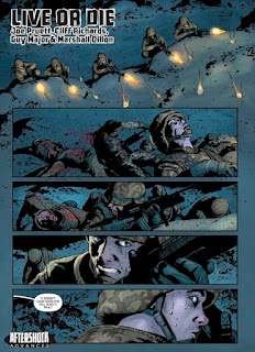 Página de Shock Anthology Vol.1