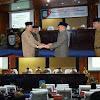 Bupati Kerinci Adirozal Sampaikan Pengantar Dua Ranperda ke DPRD Kerinci