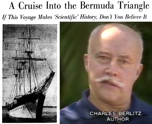 Bermuda berlitz book charles the triangle