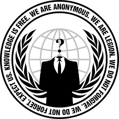 Logo do Anonymous