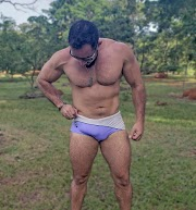Homem da natureza Tiago Farias