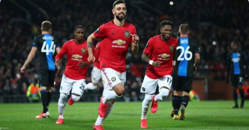 Manchester United vs Club Brugge 5-0 Highlights