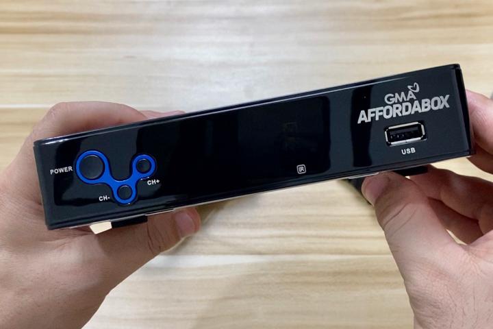 GMA AffordaBox Digital TV Box Released