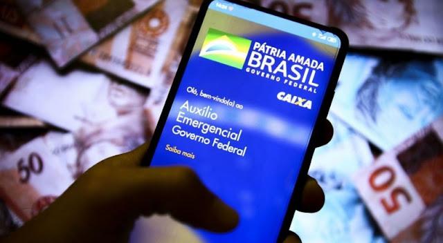 Caixa retoma nesta segunda-feira (11) os últimos pagamentos do auxílio emergencial em 2021