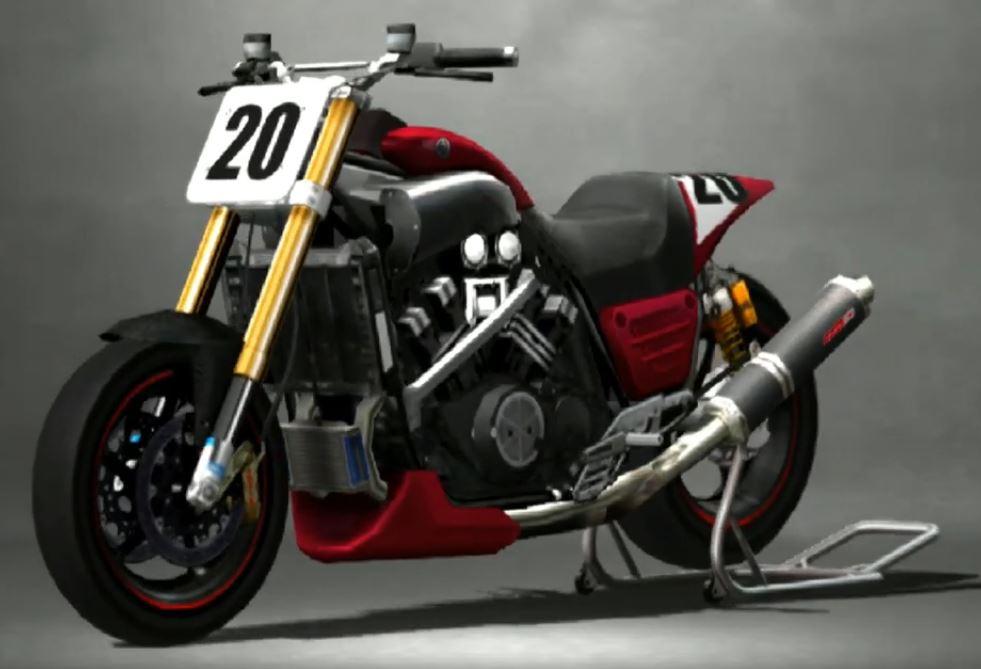 Yamaha VMAX 2005 Racing Modify