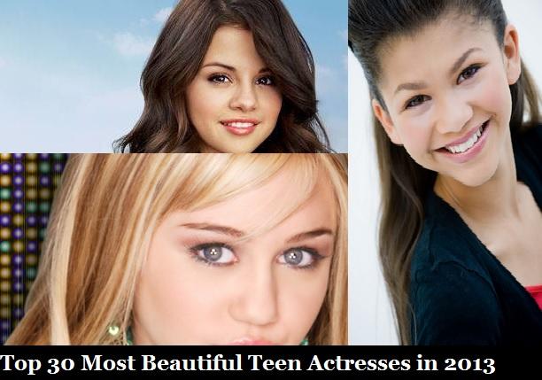 Top Ten Teen Actresses 21