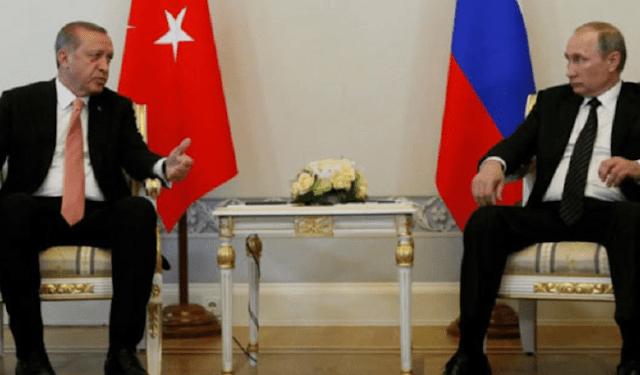 Η Τουρκία έκλεισε τον εναέριο χώρο της για τα ρωσικά πολεμικά αεροσκάφη