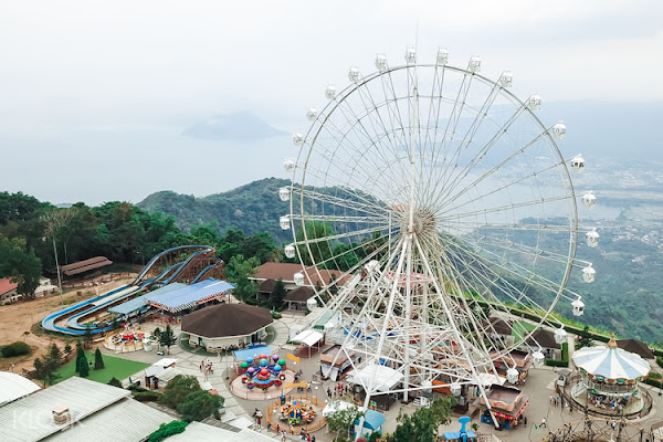 Tourist Spots in Tagaytay Sky Ranch
