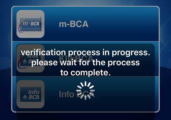 Solusi Aplikasi BCA Mobile Macet di Verifikasi