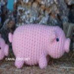 http://amigurumilacion.blogspot.com.es/2015/12/cePatrones gratis cerdos amigurumi | Free amigurumi patterns pigsrdo-amigurumi-patron-libre.html?m=1