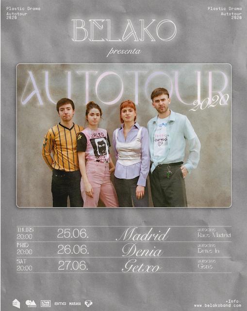 Belako: Render Me Numb, Trivial Violence (2018) - Página 12 Belako