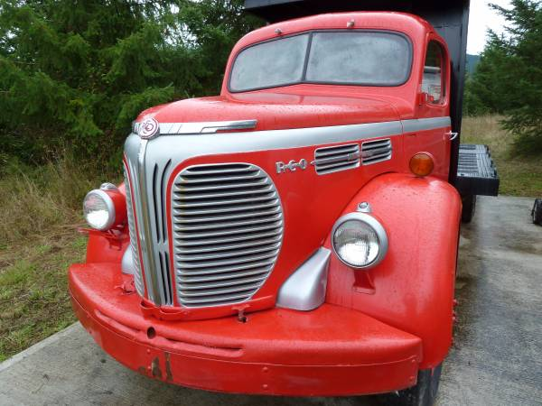 1948 Reo Speedwagon Truck Auto Restorationice