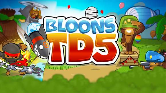 Bloons TD 5 v3.4.1 Apk Mod [Compras Gratis]