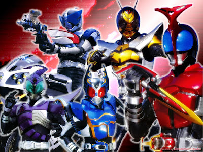Kamen Rider Kabuto Now Streaming On Toei Tokusatsu World Youtube Channel
