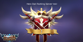 How to become a local and global top hero in Mobile Legends