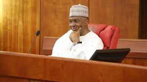 Saraki Leaving The Office Is NOT In The Constitution