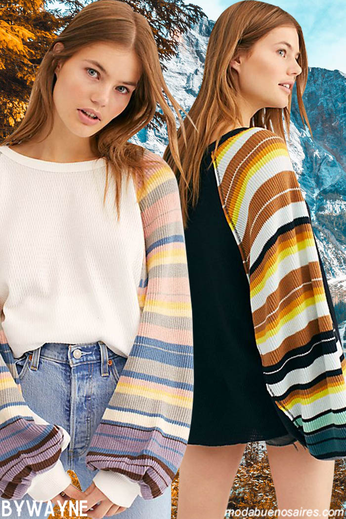 Sweaters invierno 2020 mujer.