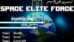 Space Elite Force II PC Sınırsız Can, Level +3 Trainer Hilesi