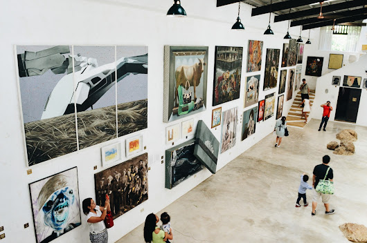 Pinto Art Museum: An Immersion of Art and Nature