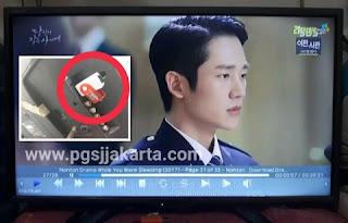 Cara Menonton Film Serial Drama Korea Di TV dengan USB Card Rider Micro SD