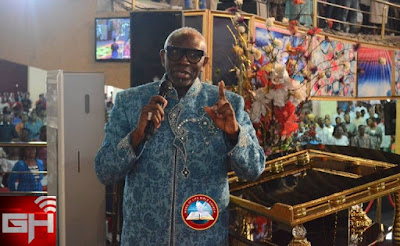 Spit Fire On Deception ~ Pastor Ayo Oritsejafor
