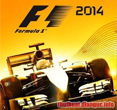 Download Game Đua Xe F1 2014 Full Crack