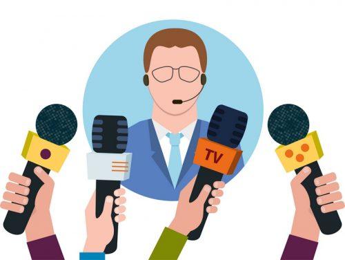 Production écrite sur le métier de journaliste
