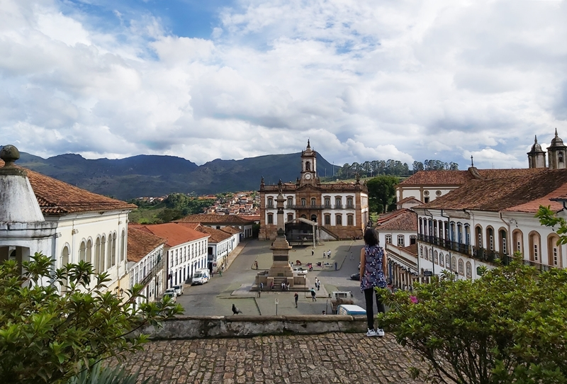 De Belo Horizonte a Ouro Preto e Mariana
