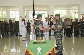 Sertijab Pangdam XVII/Cenderawasih, 2 Kodam di Papua Dipimpin Putra Daerah
