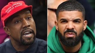 "Drake aprova mensagem de que Kanye West teria ""ciúmes"" dele | Paulo News"