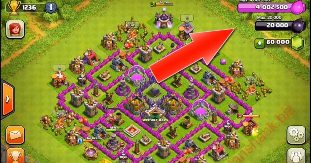 free clash of clans gems