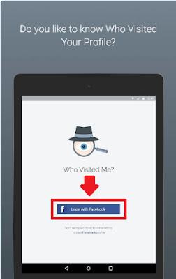 Cara Mengetahui Siapa Yang Melihat Profil Facebook Kita Lewat Hp