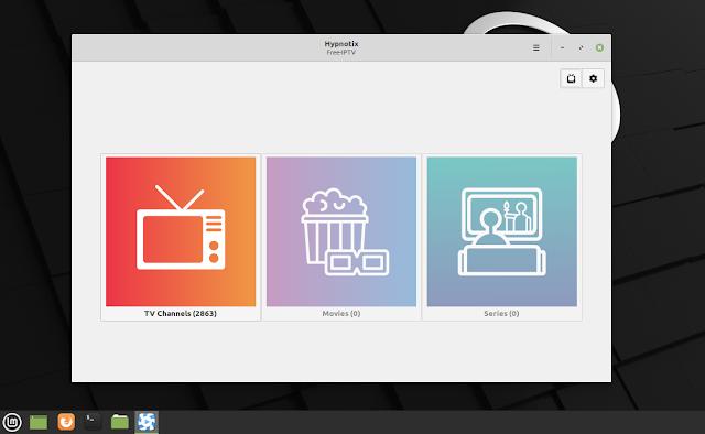 Assistir IPTV no Linux