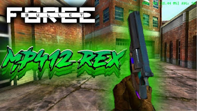 mp412 rex bullet force weapon review