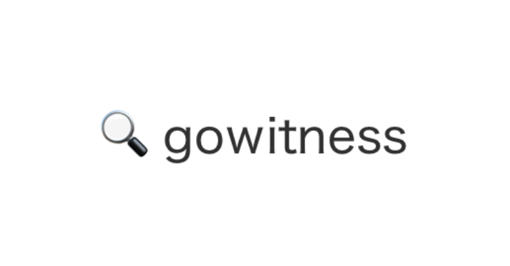 Gowitness : A Golang Web Screenshot Utility Using Chrome Headless