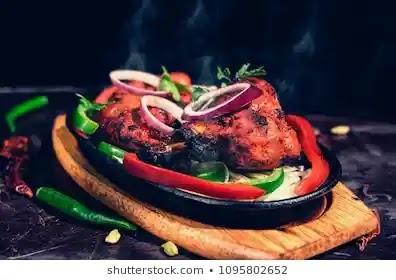 চিকেন তন্দুরি বানানোর রেসিপি | Chicken tandoori recipe in bengali