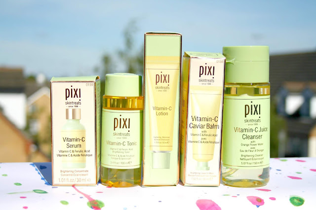 Pixi Skintreats Vitamin-C Collection