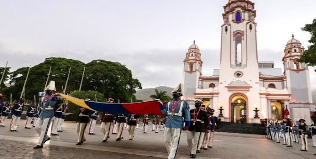INICIAN ACTOS CONMEMORATIVOS DEL 200 ANIVERSARIO DE LA BATALLA DE CARABOBO